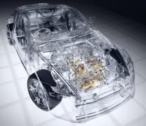 Shell Helix-Crystal Car