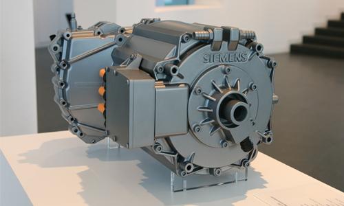 Otomotiv sektörü için özel olarak geliştirilen siemens