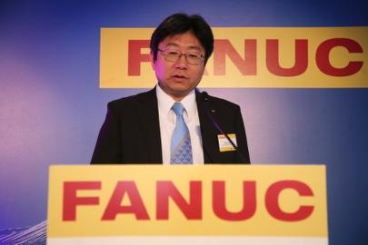 Robomachine Bölümü Direktörü Minouru Fujita