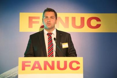 FANUC FA bölümü Direktörü Rostislav Svoboda