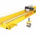 UNITON, overhead cranes, heavy duty cranes, process duty, Coil handling, steel industry, metal industry
