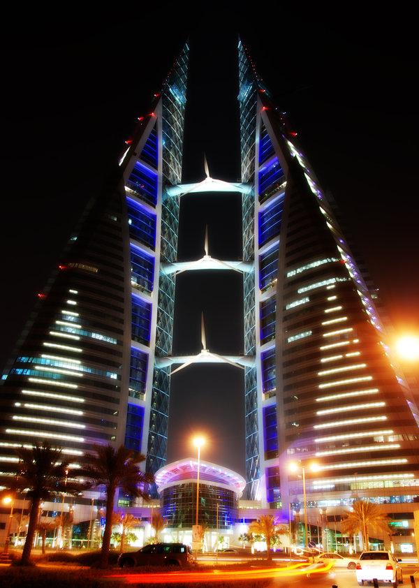 Otis_Bahreyn World Trade Center